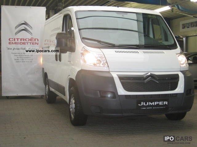 2010 Citroen  Jumper L1H1 HDi 100 KAWA 30 Van / Minibus Used vehicle photo