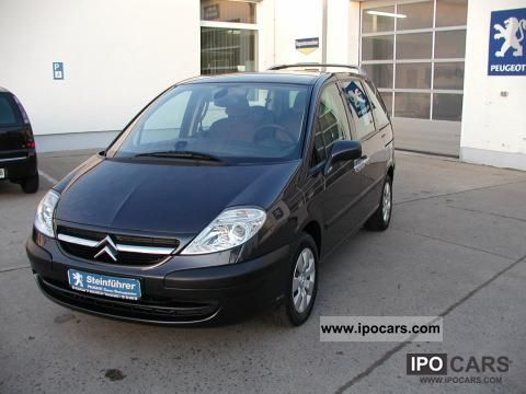 2007 citroen c8 2 2hdi tendance car photo and specs. Black Bedroom Furniture Sets. Home Design Ideas