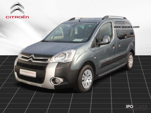 2010 citroen berlingo hdi 110 xtr financing from effkt car photo and specs. Black Bedroom Furniture Sets. Home Design Ideas