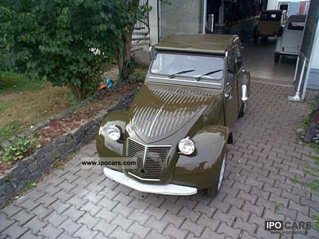 Citroen  2 CV 1963 Vintage, Classic and Old Cars photo