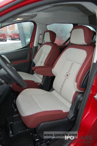Berlin City Honda >> 2011 Citroen Berlingo Multispace 1.6 HDi 110 * LOW KM * - Car Photo and Specs