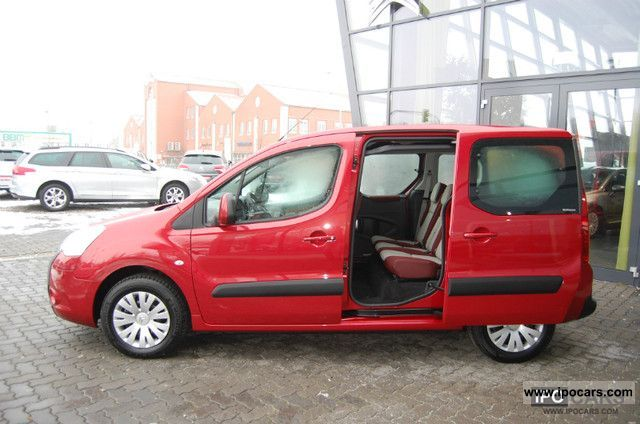2011 citroen berlingo multispace 1 6 hdi 110 low km car photo and specs. Black Bedroom Furniture Sets. Home Design Ideas