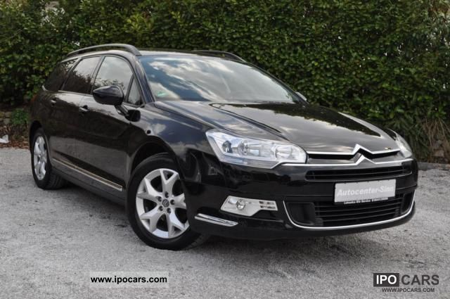 2008 Citroen  C5 Tourer 2.0 HDi 135 FAP automatic climate control, 1.Hand Estate Car Used vehicle photo