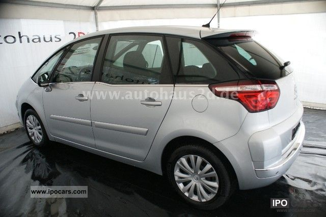 2011 citroen c4 picasso 1 6 hdi fap factory warranty car photo and specs. Black Bedroom Furniture Sets. Home Design Ideas