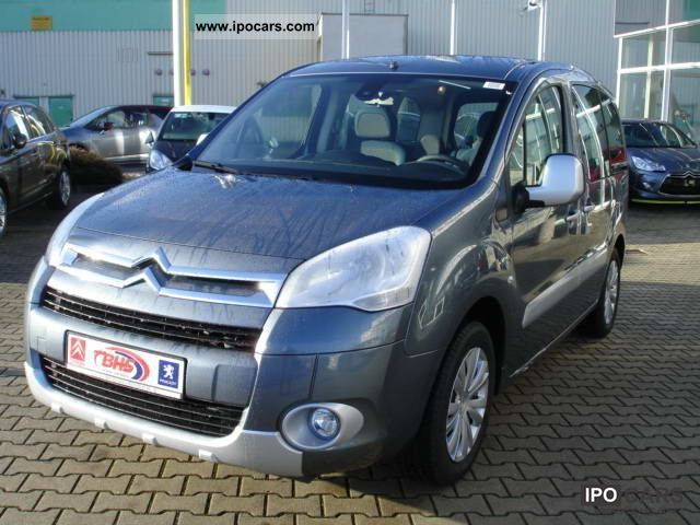 2011 citroen berlingo hdi 90 e silver selection car photo and specs. Black Bedroom Furniture Sets. Home Design Ideas