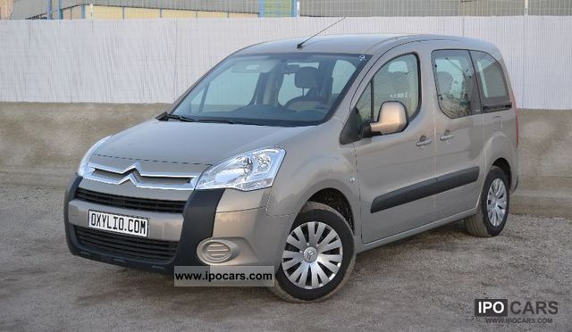 2011 citroen berlingo 1 6 hdi diesel 92 cv ii multinationals car photo and specs. Black Bedroom Furniture Sets. Home Design Ideas