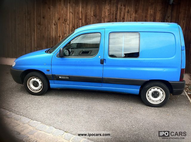 Citroen  ELECTRIC SERIES ELECTRIC CAR Berlingo 1999 Electric Cars photo
