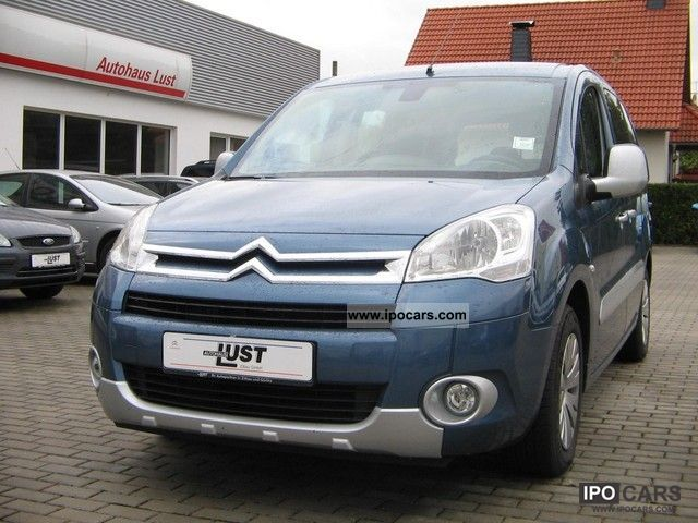 2011 citroen berlingo hdi 90 fap e silver selection car photo and specs. Black Bedroom Furniture Sets. Home Design Ideas
