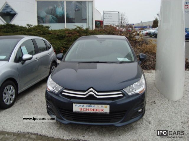 2012 citroen c4 hdi 90 attraction car photo and specs. Black Bedroom Furniture Sets. Home Design Ideas