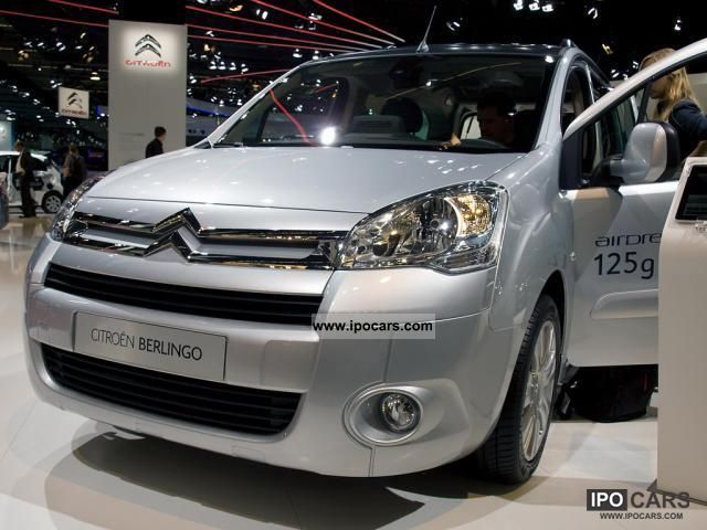2011 citroen silver berlingo hdi 90 fap selection s 68 kw. Black Bedroom Furniture Sets. Home Design Ideas