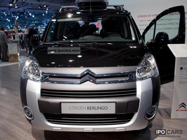 2011 Citroen  Berlingo XTR VTi 120, 88 kW (120 hp), switch .... Van / Minibus New vehicle photo