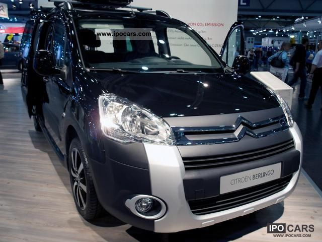 2011 citroen berlingo xtr vti 120 88 kw 120 hp switch car photo and specs. Black Bedroom Furniture Sets. Home Design Ideas