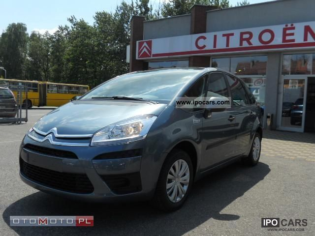 2012 citroen c4 picasso 1 6 vti 120 vitamin nowy car photo and specs. Black Bedroom Furniture Sets. Home Design Ideas