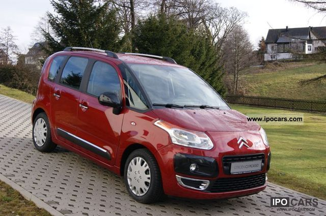 2012 Citroen  C3 Picasso SELECTION VTi120 Van / Minibus Demonstration Vehicle photo