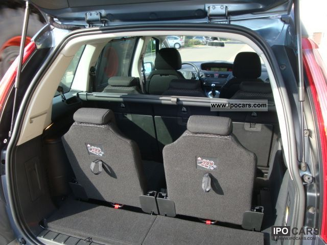 2010 Citroen Grand C4 Picasso 7 Seater Tendance - Car Photo and Specs