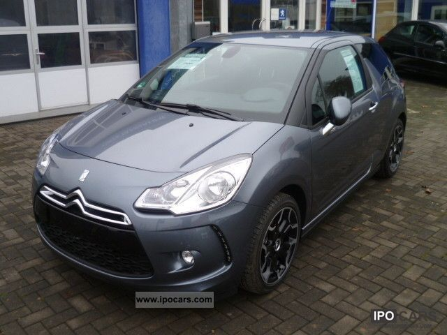 2010 citroen ds3 1 6 vti 120 sochic parking aid car photo and specs. Black Bedroom Furniture Sets. Home Design Ideas