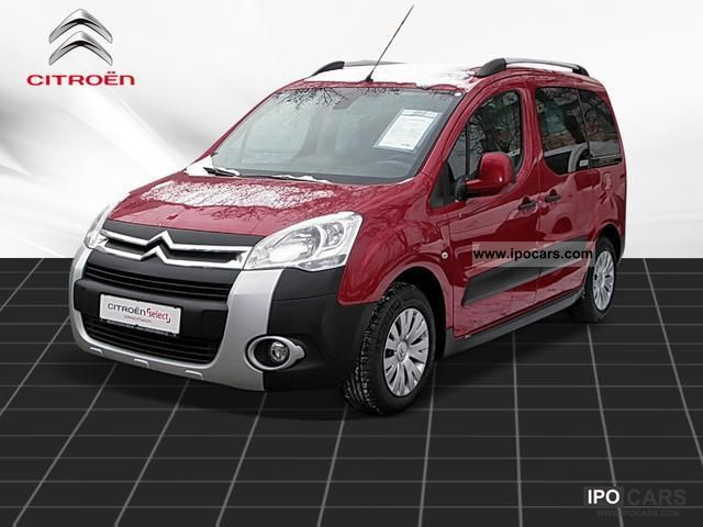 2011 citroen berlingo hdi 110 fap nl xtr berlin car photo and specs. Black Bedroom Furniture Sets. Home Design Ideas