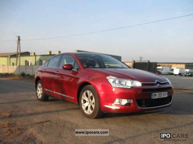 2011 citroen c5 2 0 hdi 140 km 2011 r car photo and specs. Black Bedroom Furniture Sets. Home Design Ideas