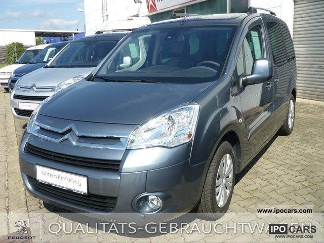 2011 citroen berlingo multispace hdi 110 exclusive car photo and specs. Black Bedroom Furniture Sets. Home Design Ideas