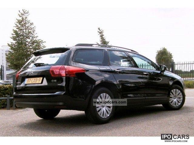 2009 citroen c5 tourer 1 8 16v dynamique car photo and specs. Black Bedroom Furniture Sets. Home Design Ideas