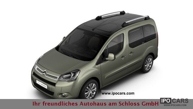 2011 citroen berlingo multispace 1 6 hdi 110 fap exclusive car photo and specs. Black Bedroom Furniture Sets. Home Design Ideas