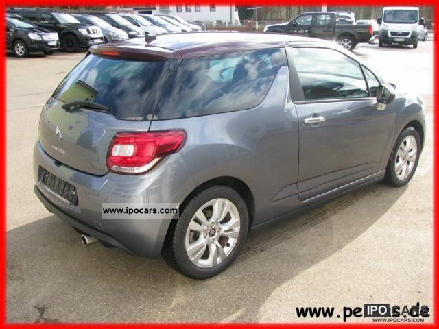 2011 citroen ds3 sochic vti 120 automatic car photo and specs. Black Bedroom Furniture Sets. Home Design Ideas