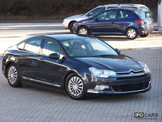 2010 citroen c5 hdi 140 fap exclusive car photo and specs. Black Bedroom Furniture Sets. Home Design Ideas