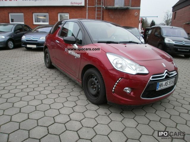 2011 citroen ds3 1 6 vti 120 auto sochic car photo and specs. Black Bedroom Furniture Sets. Home Design Ideas