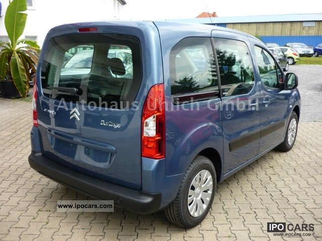 2011 citroen berlingo multispace 1 6 hdi 110 fap car photo and specs. Black Bedroom Furniture Sets. Home Design Ideas