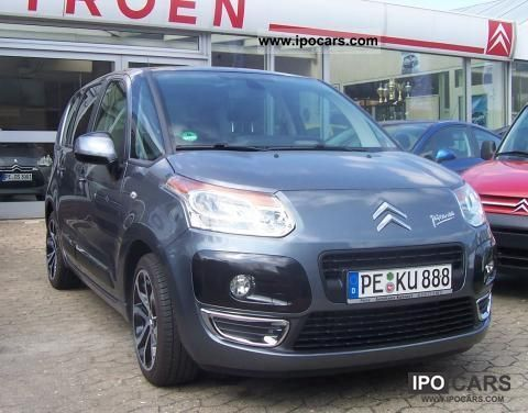 2009 citroen c3 picasso hdi 110 exclusive car photo and. Black Bedroom Furniture Sets. Home Design Ideas
