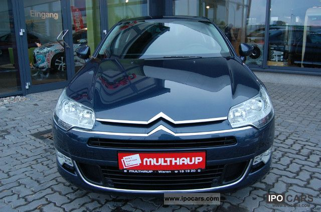 2010 citroen c5 hdi 140 special offer price car photo and specs. Black Bedroom Furniture Sets. Home Design Ideas