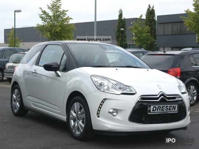 2011 citroen ds3 sports seats package selection car photo and specs. Black Bedroom Furniture Sets. Home Design Ideas