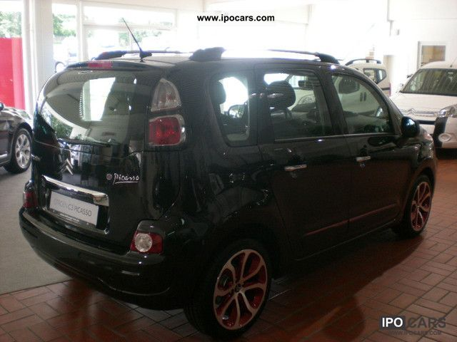 2011 citroen c3 picasso hdi 110 fap color selection car photo and specs. Black Bedroom Furniture Sets. Home Design Ideas
