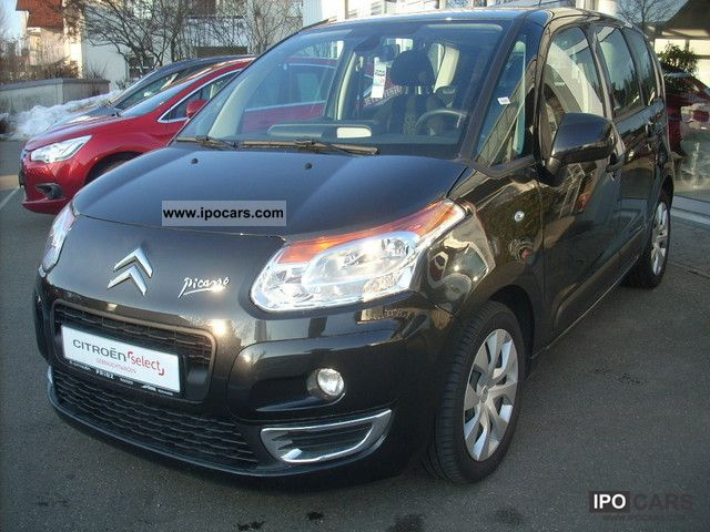 2011 citroen c3 picasso hdi 112 5 tendance air automation car photo and specs. Black Bedroom Furniture Sets. Home Design Ideas