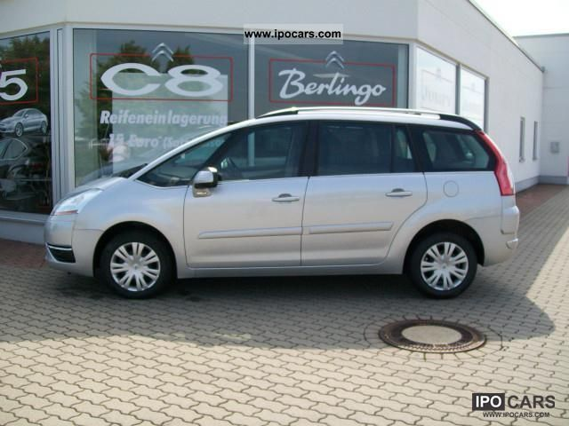 2010 citroen grand c4 picasso 1 6 hdi fap cooltech car photo and specs. Black Bedroom Furniture Sets. Home Design Ideas