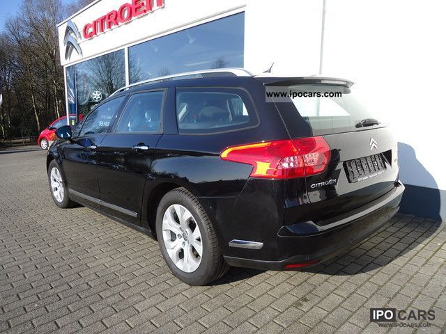 2008 citroen c5 tourer 2 0 hdi 135 fap auto confort car photo and specs. Black Bedroom Furniture Sets. Home Design Ideas