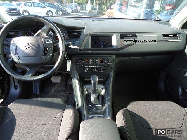 2008 Citroen C5 Tourer 2 0 Hdi 135 Fap Auto Confort Car