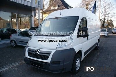 2011 Citroen  Jumper L3H2 * Climate * HDI * 120 * AHK * PDC * Other Used vehicle photo