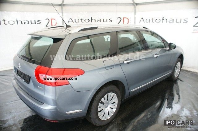 2010 citroen c5 tourer hdi 140 fap 1 hand car photo and specs. Black Bedroom Furniture Sets. Home Design Ideas