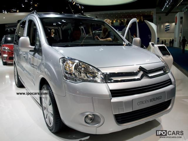 2011 citroen selection silver berlingo hdi 110 dpfs 82 kw car photo and specs. Black Bedroom Furniture Sets. Home Design Ideas
