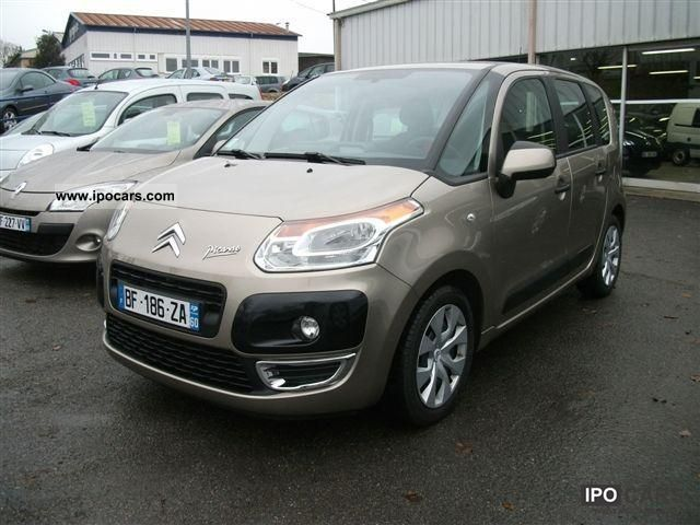 1911 Citroen  C3 Picasso 1.6L HDI COMFORT 90CH Limousine Used vehicle photo