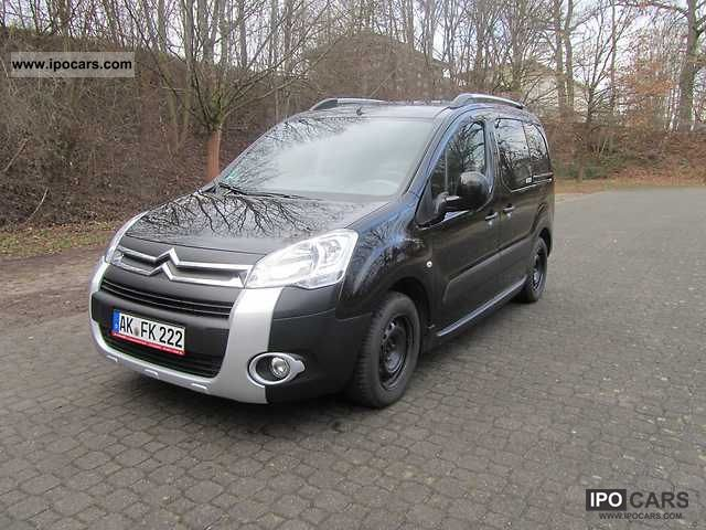 2010 citroen berlingo xtr vti 120 car photo and specs. Black Bedroom Furniture Sets. Home Design Ideas