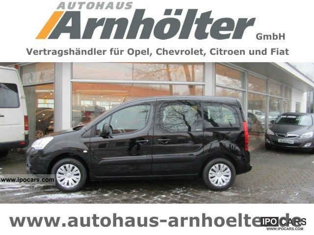2012 citroen berlingo 1 6 hdi 110 fap multisp kom city package car photo and specs. Black Bedroom Furniture Sets. Home Design Ideas