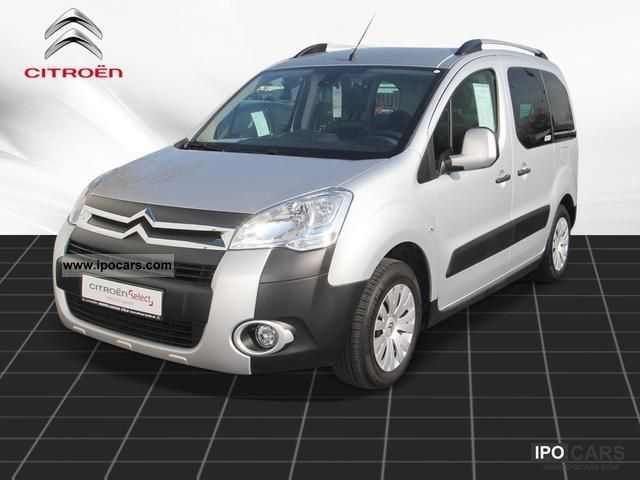 2011 citroen berlingo 1 6 hdi 110 xtr xtr package air conditioning car photo and specs. Black Bedroom Furniture Sets. Home Design Ideas