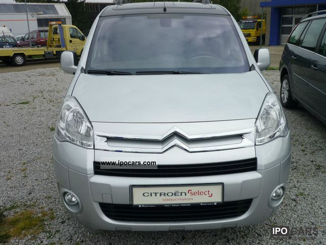 2011 citroen berlingo hdi 110 fap exclusive 3 car photo and specs. Black Bedroom Furniture Sets. Home Design Ideas