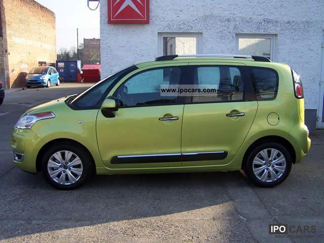2012 citroen c3 picasso car photo and specs. Black Bedroom Furniture Sets. Home Design Ideas