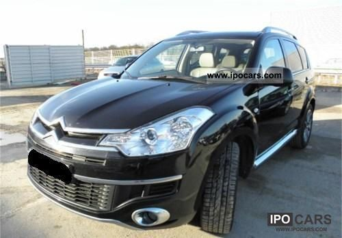 2007 Citroen  C-Crosser Exclusive FAP NAVI! FIRST HAND! NNN Off-road Vehicle/Pickup Truck Used vehicle photo