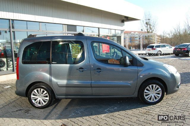 2011 citroen berlingo 1 6 hdi 110 exclusive 5 euro car photo and specs. Black Bedroom Furniture Sets. Home Design Ideas