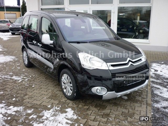 2011 citroen berlingo 1 6 hdi 110 fap silver selection car photo and specs. Black Bedroom Furniture Sets. Home Design Ideas
