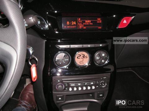 2011 Citroen Ds3 1 6 Thp 155 Sport Chic Black Edition